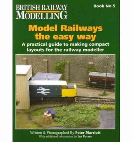Model Railways the Easy Way - Front Cover