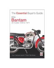BSA Bantam 1948 - 1971: The Essential Buyers Guide