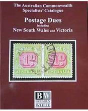 Australian Commonwealth Specialists' Catalogue : Postage Dues (2nd Edition)