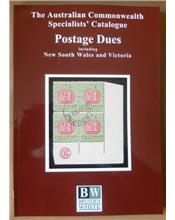 Australian Commonwealth Specialists' Catalogue: Postage Dues (3rd Edition)