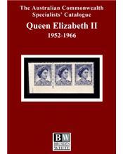 Australian Commonwealth Specialists' Catalogue : Queen Elizabeth II 1952 - 1966