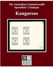 Australian Commonwealth Specialists' Catalogue : Kangaroos (6th Edition)