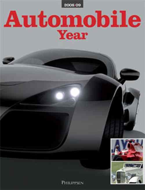 Automobile Year 56 2008 - 2009 - Front Cover