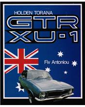 Holden Torana GTR XU-1 : Foreword by Peter Brock