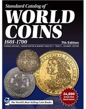 Standard Catalog of World Coins 1601 - 1700 (7th edition)