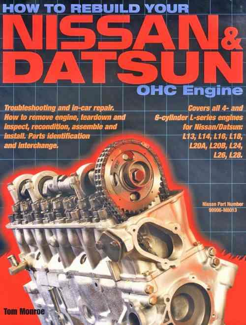 How To Rebuild Your Nissan and Datsun OHC Engine 1968 - 1984 - Front Cover