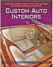 Custom Auto Interiors - Upholstery