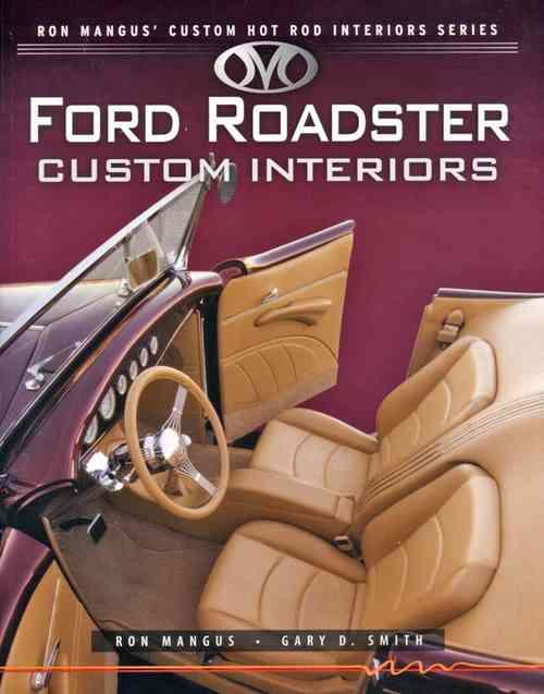 Ford Roadsters Custom Interiors - Front Cover