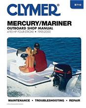 Mercury / Mariner 4 - 90 HP Four Stroke Outboards 1995 - 2000
