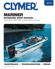 Mariner 2 - 220 HP Outboards (Including Electric Motors) 1976 - 1989