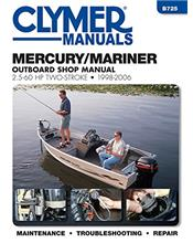 Mercury / Mariner 2.5-60 HP Two-Stroke Outboards 1998 - 2006