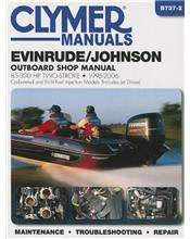 Evinrude/Johnson 85-300 HP Two-Stroke & Jet Drives, 1995 - 2006