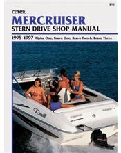 Mercruiser Alpha 1, Bravo 1, 2 & 3 Stern Drives, 1995 - 1997