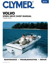 Volvo Penta Stern Drives 1968 - 1993