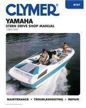Yamaha Stern Drives 1989 - 1991
