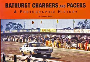 Bathurst Chargers and Pacers : A Photographic History - Front Cover