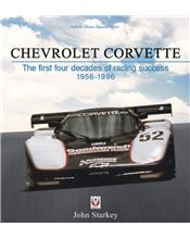 Chevrolet Corvette : The first four decades of racing success 1956-1996
