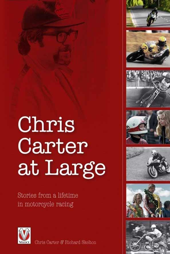 Chris Carter at Large - Front Cover