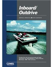 Inboard / Outdrive Service Manual (6th Edition)