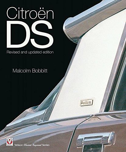 Citroën DS : Revised and updated edition - Front Cover