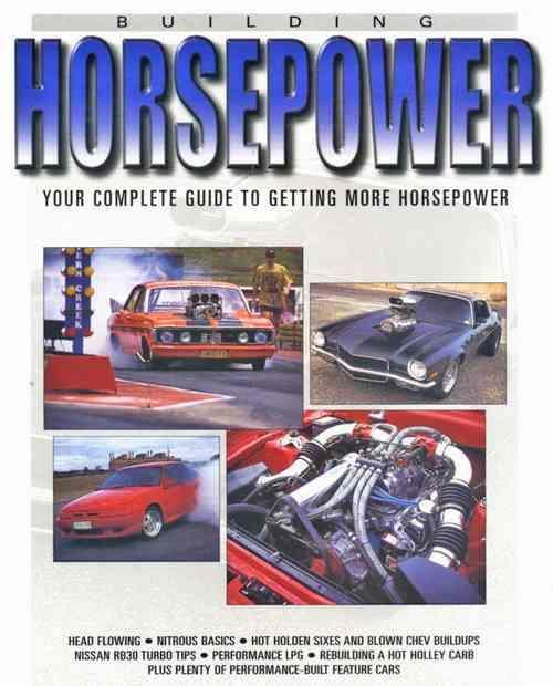 Building Horsepower - Front Cover