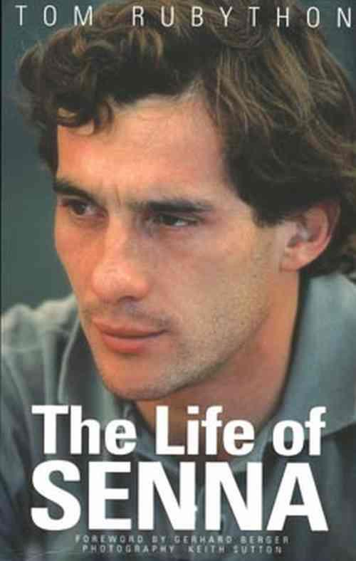 The Life of Senna - Front Cover