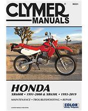 Honda XR600R 1991 - 2000 & XR650L 1993 - 2012