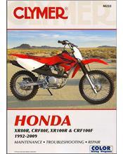 Honda XR80R, CRF80F, XR100R, CRF100F 1992 - 2009