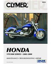 Honda VTX1800 Series 2002 - 2008 Clymer Owners Service & Repair Manual