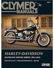Harley-Davidson FLS, FXS, FXC Softail Series 2011 - 2016