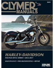 Harley Davidson FXD / FLD Dyna Series 2012 - 2017