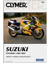 Suzuki GSX-R600 2001 - 2005