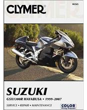 Suzuki GSX1300R Hayabusa 1999 - 2007 Clymer Owners Service & Repair Manual