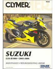 Suzuki GSXR-1000 2005 - 2006 Clymer Owners Service & Repair Manual