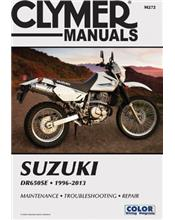 Suzuki DR650SE 1996 - 2013 Clymer Owners Service & Repair Manual