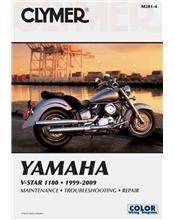 Yamaha V-Star 1100, XVS1100, XVS1100 Custom & XVS1100A Classic 1999 - 2009