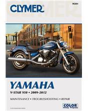 Yamaha V-Star 950 2009 - 2012 Clymer Owners Service & Repair Manual