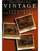 Vintage Collection Japanese Street Bikes 1959 - 1979