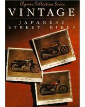 Vintage Collection Japanese Street Bikes 1959 - 1979