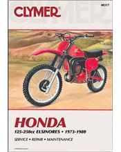 Honda Elsinore 125cc - 250cc 1973 - 1980 Clymer Owners Service & Repair Manual