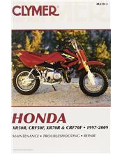 Honda XR50R, CRF50F, XR70R, CRF70F 1997 - 2009