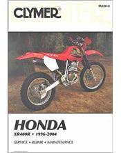 Honda XR400R 1996 - 2004 Clymer Owners Service & Repair Manual