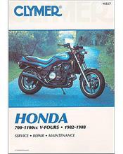 Honda VF700, VF750, V45 Sabre, VF1100, V65 Magna, Sabre V-Fours 1982 - 1988