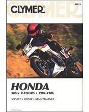 Honda VF500, Magna, Interceptor V-Fours 1984 - 1986