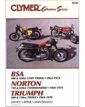 Vintage British Street Bikes : BSA, Norton & Triumph
