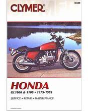 Honda Gold Wing GL1000 & GL1100 1975 - 1983