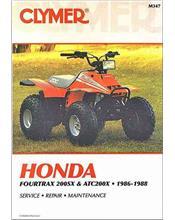 Honda Fourtrax 200SX, ATC200X ATV 1986 - 1988