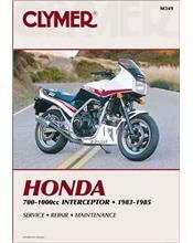 Honda VF700, VF750, VF1000 Interceptor 1983 - 1985