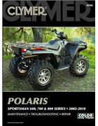 Polaris Sportsman 600, 700 & 800 2002 - 2010