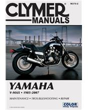 Yamaha V Max 1985 - 2007 Clymer Owners Service & Repair Manual